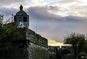 MIRANTE NO POENTE – Ilha de São Miguel-Açores