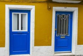 PORTAS AÇORIANAS – Ponta Delgada-Ilha de São Miguel-Açores-Portugal