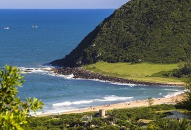 PRAIA DA SILVEIRA CANTO SUL – Garopaba-Santa Catarina-Brasil