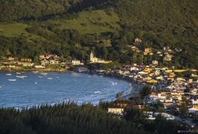 GAROPABA AO FIM DA TARDE – Garopaba-Santa Catarina-Brasil