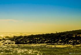 SOLITÁRIO SURFISTA – Garopaba-Santa Catarina-Brasil