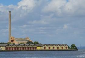 GASÔMETRO E CAIS DE PORTO ALEGRE – Porto Alegre-Rio Grande do Sul-Brasil