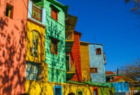 ARQUITETURAS EM COR – Buenos Aires-Argentina