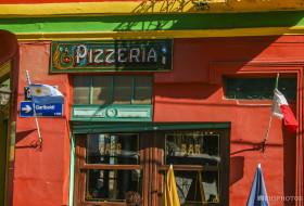 PIZZERIA EN ROJO – Buenos Aires-Argentina
