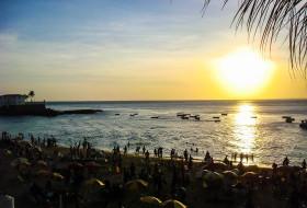 PRAIA DO FORTE DA BARRA – Salvador-Bahia-Brasil