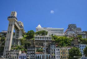 CIDADE BAIXA E CIDADE ALTA – Salvador-Bahia-Brasil