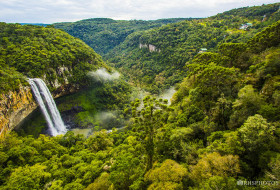 VALE DA CASCATA DO CARACOL – Canela-Rio Grande do Sul-Brasil