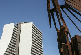 CENTRO ADMINISTRATIVO RS E MONUMENTO AÇORIANOS – Porto Alegre-Rio Grande do Sul-Brasil