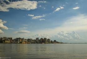 PORTO ALEGRE VISTA DO GUAÍBA – Porto Alegre-Rio Grande do Sul-Brasil